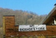 Proteste Biodigestore Isola del Cantone