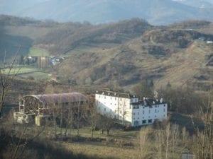 Il palazzo della Cheirasca