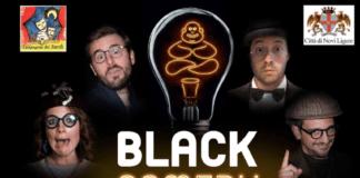 Black Comedy, Compagnia del Barchì