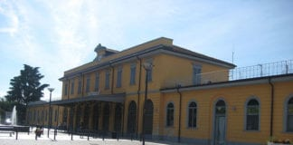 La stazione ferroviaria di Tortona