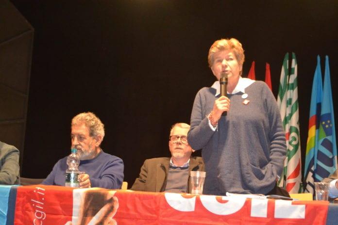 Susanna Camusso centro