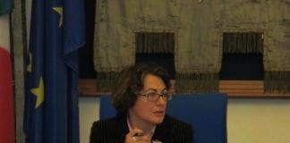 Il vicesindaco di Gavi Nicoletta Albano