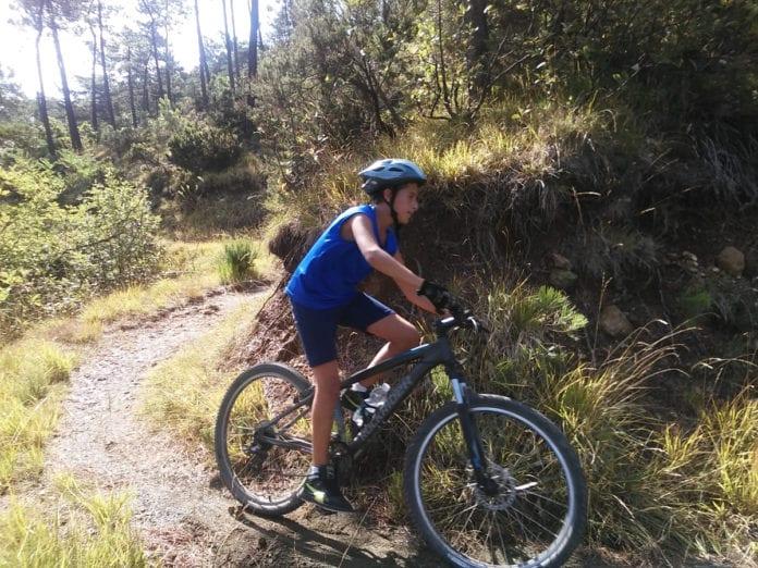 bici parco appennino piemontese noleggio