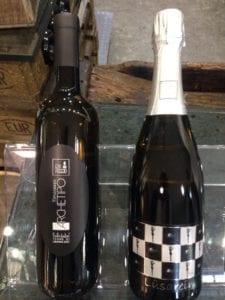 Bottiglie di Timorasso