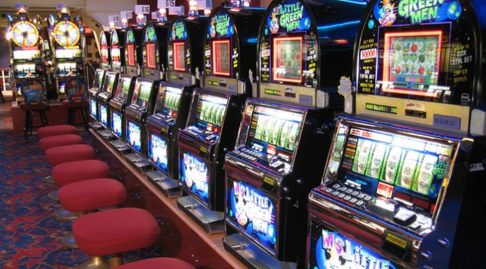 Slot machines repertorio