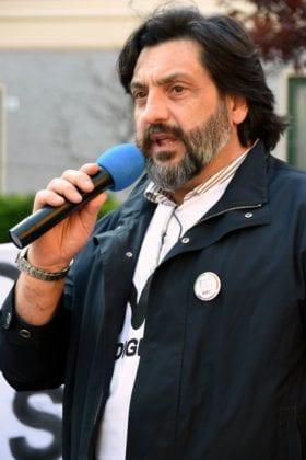 Il consigliere comunale di Arquata Scrivia Diego Sabbi