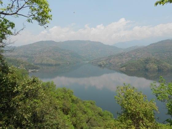 Il lago di Begnus tal