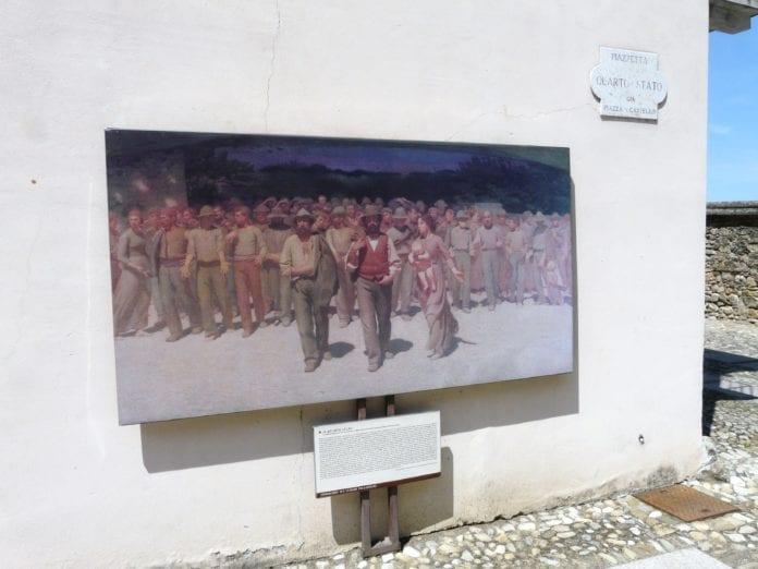 Volpedo-piazza_Quarto_Stato-quadro