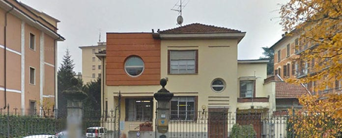 La sede del gruppo Acos a Novi Ligure