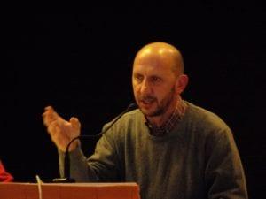 Giulio Assale, sindaco di Isola del Cantone