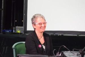 La dottoressa Rosi Gatti