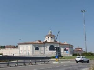 La parte nuova dell'Outlet di Serravalle Scrivia