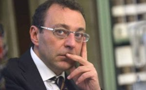 Il senatore Stefano Esposito