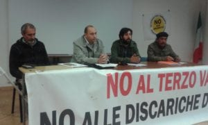terzo valico conferenza stampa manifestazione 27 maggio alessandria