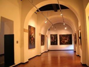 La Pinacoteca di Voltaggio