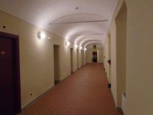 I locali del Sant'Agostino ristrutturati per il personale Cociv