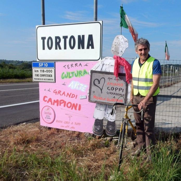 FF - omino al Giro d'Italia