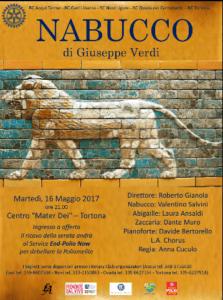 Nabucco locandina
