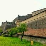 Una vista del Forte di Gavi