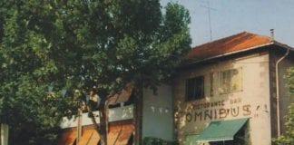 L'Omnibus di Cassano Spinola in una foto d'epoca