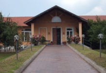 La casa di riposo del Lercaro, a Ovada