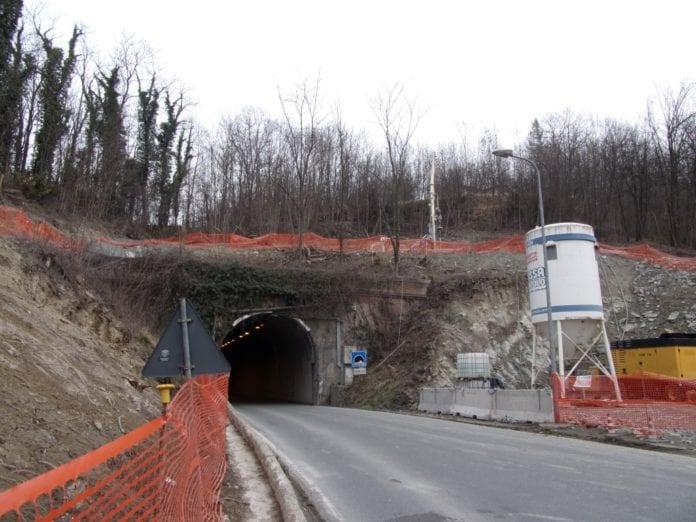 Il tunnel della Crenna