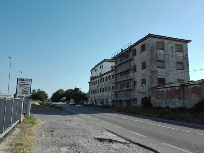 Carbonara palazzina ex Boero