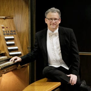 Michael Schonheit organista