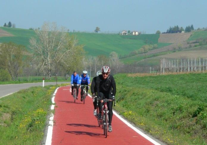 brevetto cicloturistico (pista ciclabile)