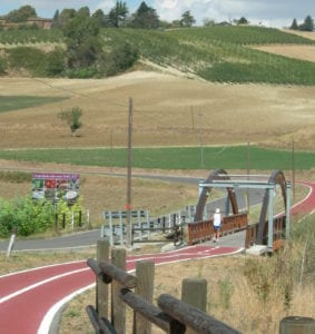 brevetto cicloturistico (ponte sull'Ossona)