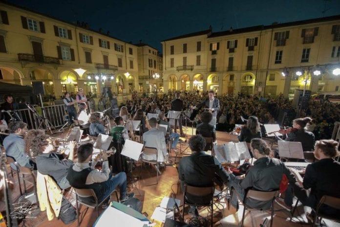 concerto Ensemble Jazz del Conservatorio Paganini di Genova