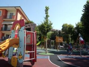 Gavi, il parco giochi