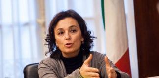 Iolanda Romano, commissario del Terzo valico