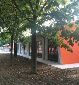 nuova scuola media viale De Gasperi