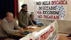 Un'assemblea svoltasi a Cassine sulla tutela della falda di Sezzadio-Predosa