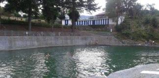 La piscina di Voltaggio