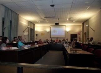 Il Consiglio comunale di Novi Ligure