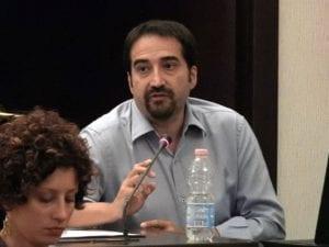 Andrea Firpo, direttore di Srt