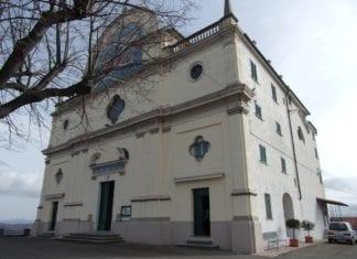 Il santuario della Madonna della Guardia di Gavi