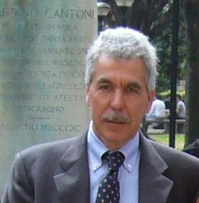 Bruno Merlo, sindaco di Parodi Ligure