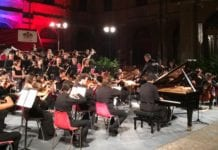 Un concerto del festival Marenco