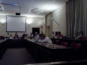 La maggioranza Pd in COnsiglio comunale a Novi Ligure