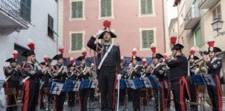 La Fanfara dei Carabinieri