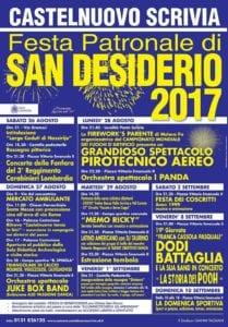 San Desiderio 2017