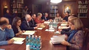 Perosi conferenza stampa 5 ottobre