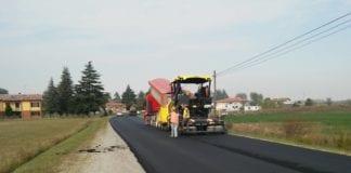 asfalto punta di garbagna