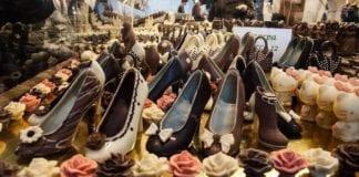 Festa del cioccolato in via Emilia 2