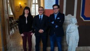 Maria Giovanna Giglio, Giovanni Ferrari, Mirco Villani