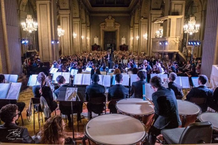 Perosi 2017 concerto in Cattedrale