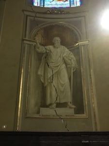 parrocchia di san martino - abside foto 3